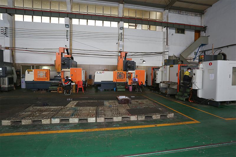 Equipo de mecanizado