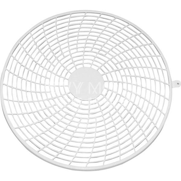 Molde de rejilla de plástico para aire acondicionado para unidad externa