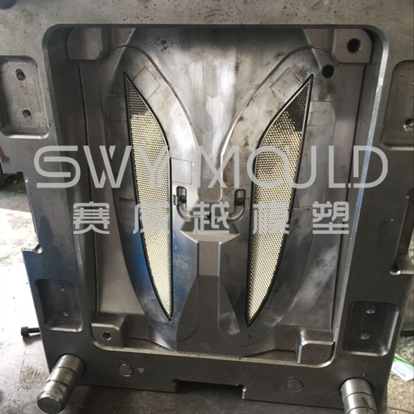 Molde de inyección de reflector de camión de plástico
