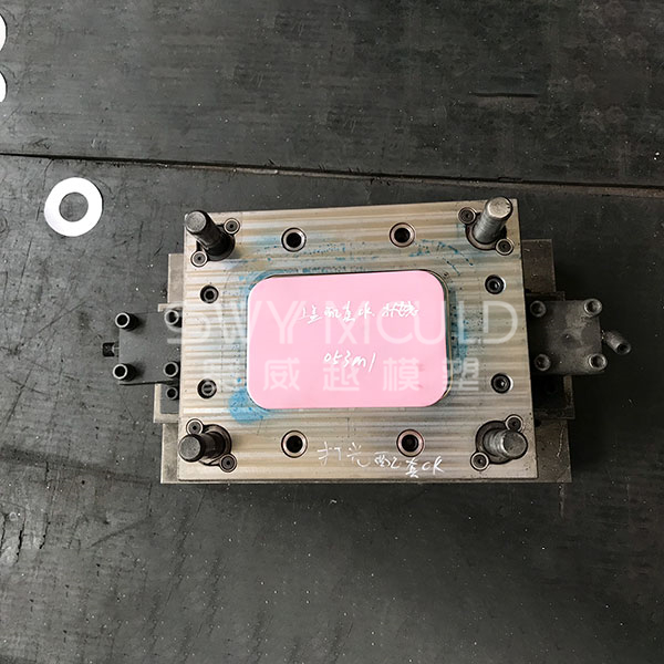 Molde de caja bento de plástico