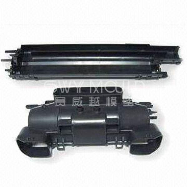 Molde de inyección de pieza de impresora de plástico