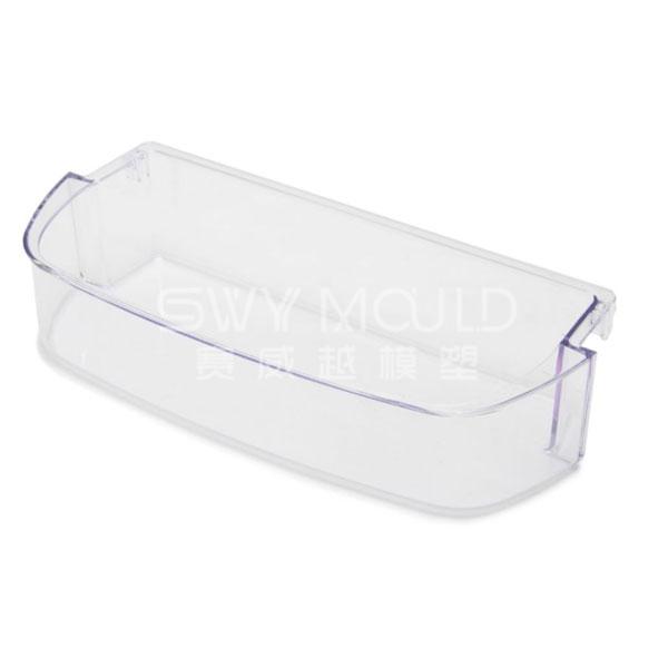 Molde de caja de almacenamiento de plástico para refrigerador