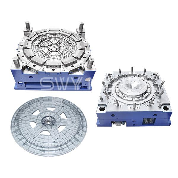 Molde de plástico de rueda de onda de lavadora