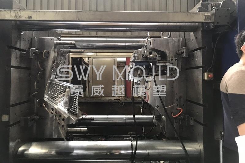 El proceso de prueba de moldes