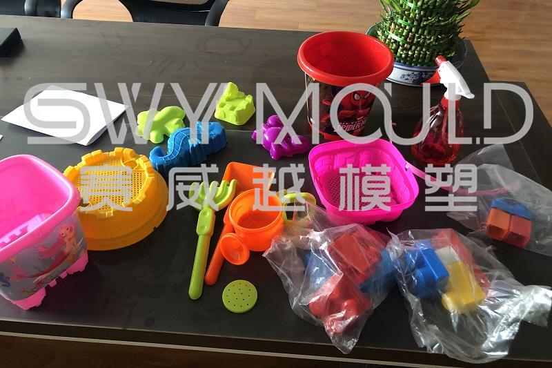 Llegaron nuevas muestras de juguetes para hacer moldes de inyección