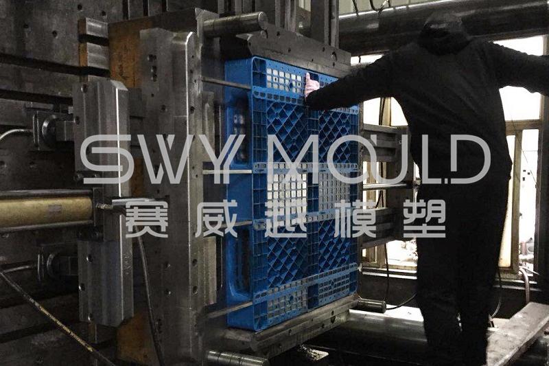 Patrón de fusión de moldeo de bandejas industriales