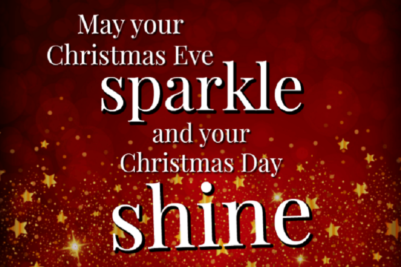 Mis mejores deseos navideños para nuestros estimados clientes
