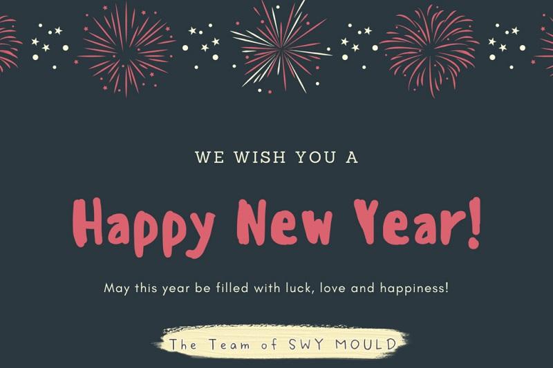 Deseos de año nuevo para todos