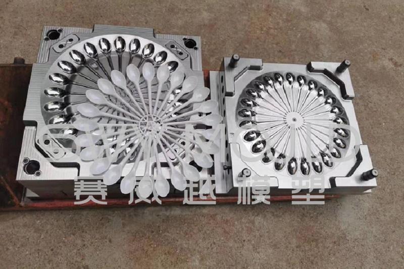 Distancia de flujo de resina de molde de plástico de pared delgada