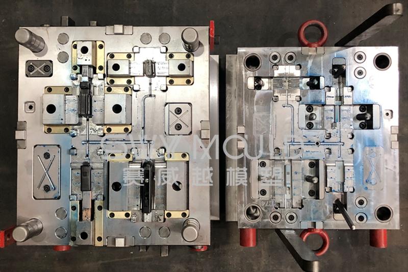 Envío del molde de la pieza del limpiaparabrisas automático a Argentina