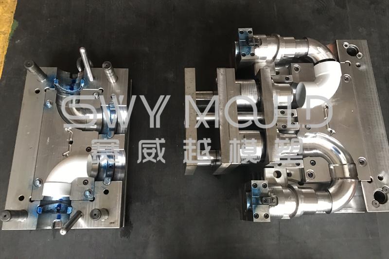 Mantenimiento de moldes de inyección de accesorios de tubería de plástico