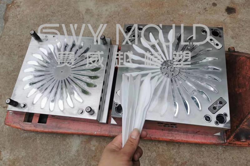 Problema de la línea de soldadura del molde de plástico de pared delgada